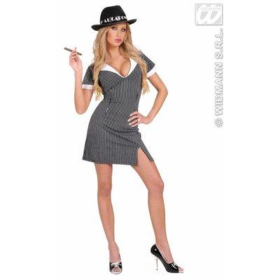 Vrijgezellenavond feestkleding: Sexy Gangster of Teacher
