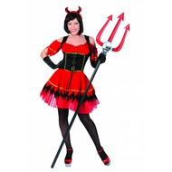 Halloween: Sexy Devil-girl