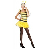 Feestkleding: Sexy Bumblebee bijtje