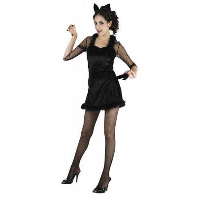 Vrijgezellenavond idee: Zwarte kat