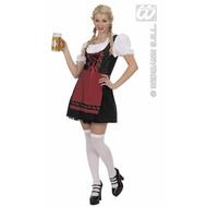 Party-outfit: Beiers-Tirols biermeisje