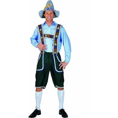 Vrijgezellenavond idee: Tiroler blouses