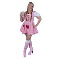 Oktoberfest: Herzilein roze