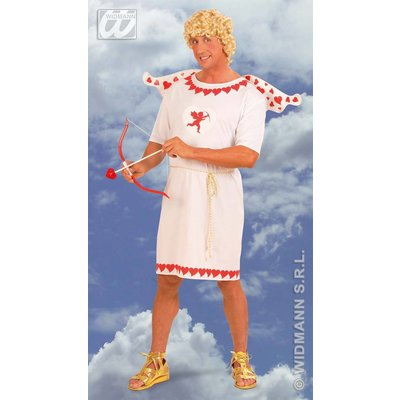 Vrijgezellenparty feestkleding Cupido fiberoptisch
