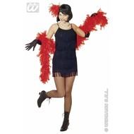 Party-kostuum Charleston jurkje