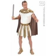 Vrijgezellenparty-kostuum: Romeinse God