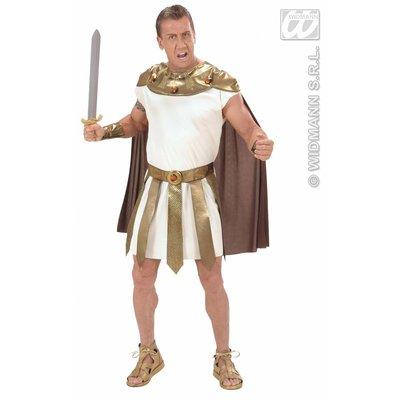 Vrijgezellenparty feestkleding tip: Romeinse God