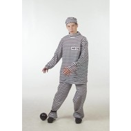 Party-kostuum: Boevenpak