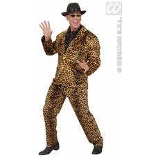 Party-kostuum: 80-er jaren Popstar (heer)