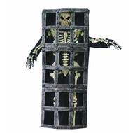 Halloweenkostuum Skeleton in Cage