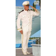 Beroeps-outfit Kapitein