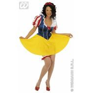 Vrijgezellen-feest outfit: Sexy Sprookjesboek prinses
