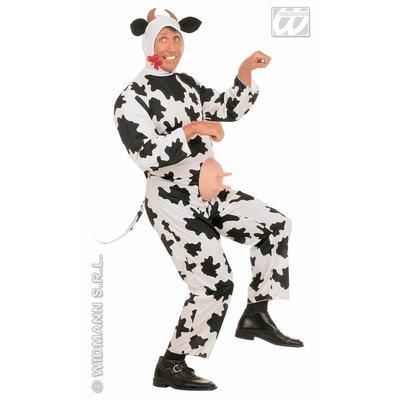 Grappige koe feestkleding