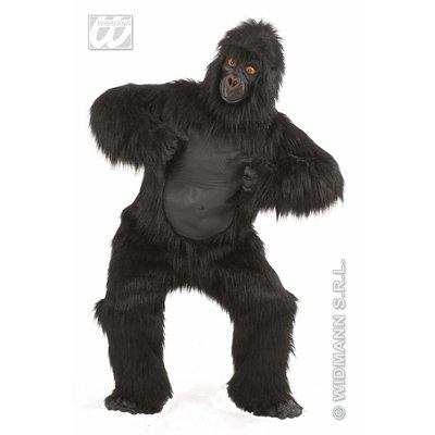 Pluche gorilla kostuums