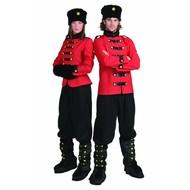 Vrijgezellen-feest outfit:: Kozakken Nikita & Nikki