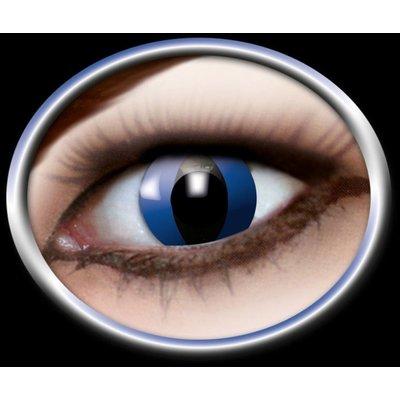 Contactlenzen: Cats-eye blue