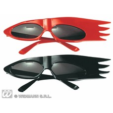 Fururistische feestbrillen