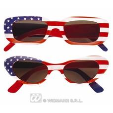 Amerikaanse vlag brillen