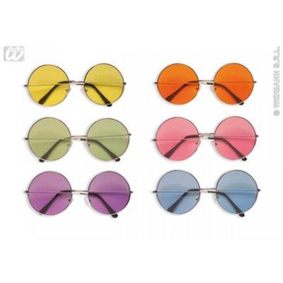 hippie brillen voor vrijgezellenfeesten