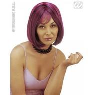 Party-kleding: Pruik, Kimberly (in plastic zak)
