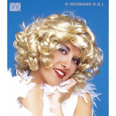 Blonde pruik, Marylin Monroe