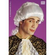 Party-kleding: Pruik, Kavalier
