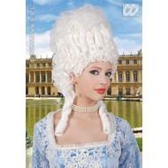 Party-kleding Pruik, Marie Antoinette, verschillende kleuren
