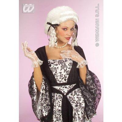 Koloniaalse dame pruik
