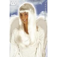 Party-kleding: Pruik, engel