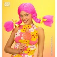 Party-kleding: Pruik, Dolly