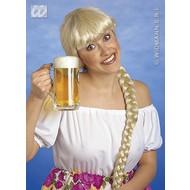 Party-kleding: Pruik, Helga