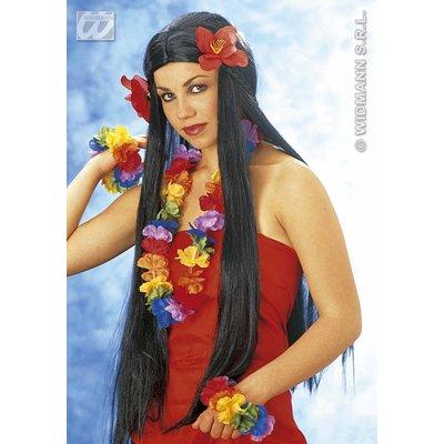 Hawaiiaanse pruik Aloha