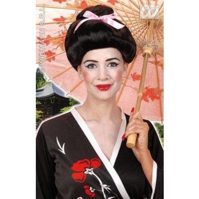 Klassieke Japanse Geisha pruik