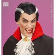 Party-accessoires: Pruik, Vampier