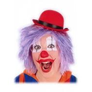 feestaccessoires: Kleurige clownspruiken