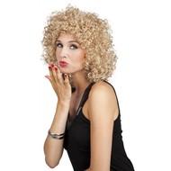 Feestpruiken: Curly wig