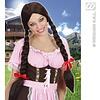 Tiroler vlechtenpruik