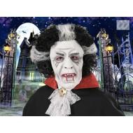 Griezelmaskers: Vampier met pruik