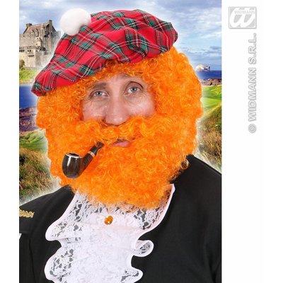 Krulpruik Schotse hooglander