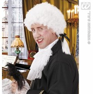 Feestaccessoires: Pruik Mozart