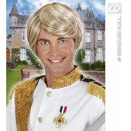 Karakterpruiken: Koning Willem Alexander