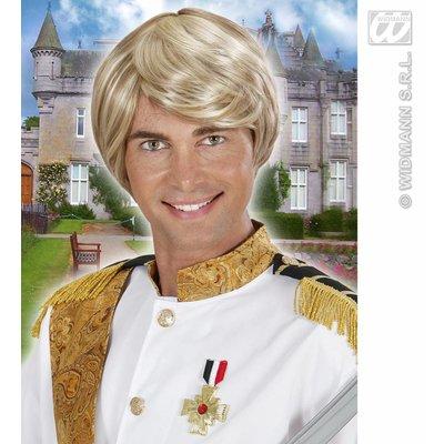 Willem Alexander pruiken
