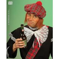 Party-accessoires: Schotse muts met haar