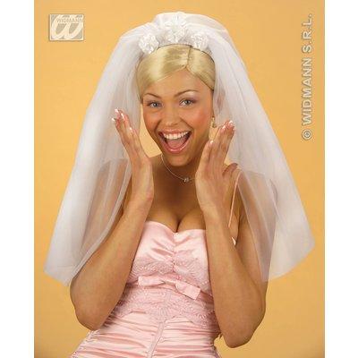 Bruidssluiers voor henparty's