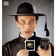 Partyhoed: Hoed priester, vilt
