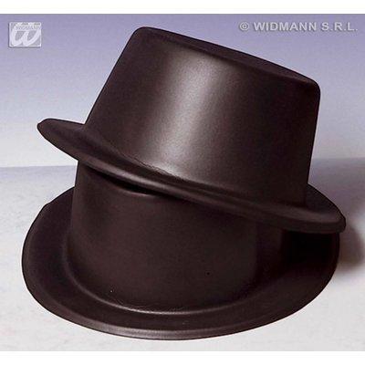Hoge hoed van vinyl