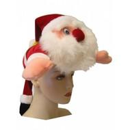 Grappige kerstmanmuts
