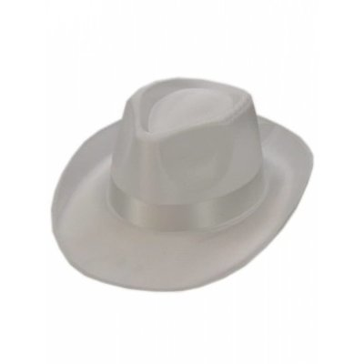 Zwarte of witte Al Capone-hoeden