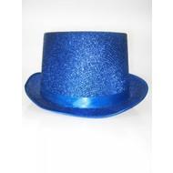 Glitter hoge hoeden