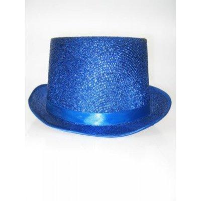 Lurex glitter hoge hoeden